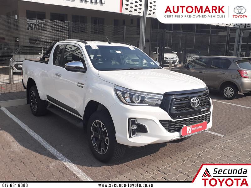 2020 Toyota Hilux 2.8 GD-6 RB Raider PU ECAB Mpumalanga Secunda_0