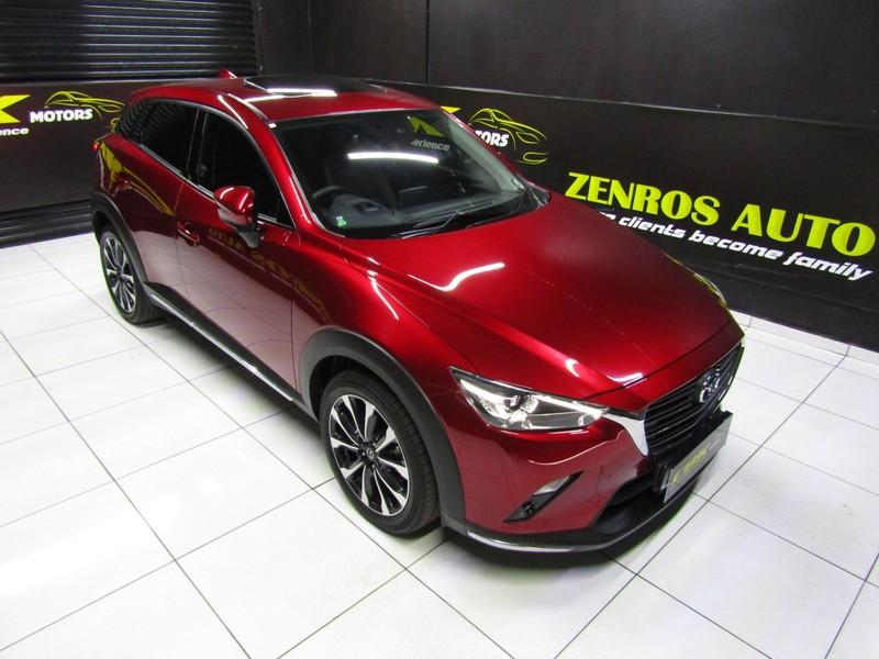 2019 Mazda CX-3 2.0 Individual Plus Auto Gauteng Boksburg_0