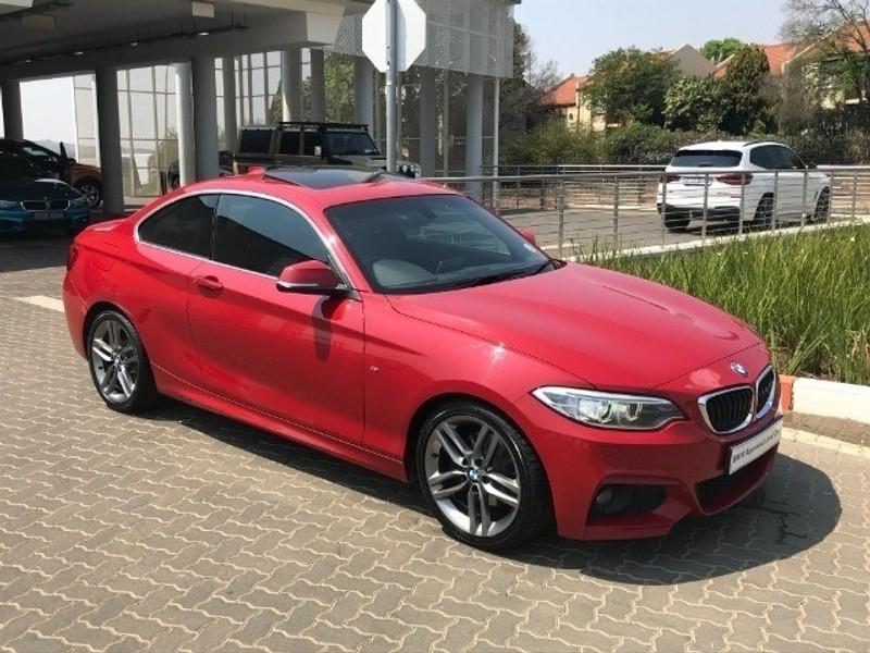 2017 BMW 2 Series 220i M Sport Auto Gauteng Centurion_0
