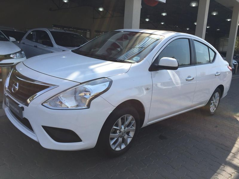 2017 Nissan Almera 1.5 Acenta Gauteng Pretoria_0