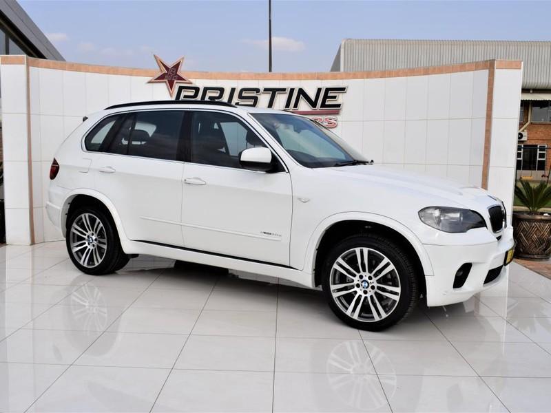 2013 BMW X5 Xdrive30d M-sport At  Gauteng De Deur_0