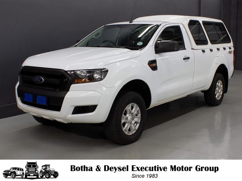2018 Ford Ranger 2.2TDCi XL 4X4 Single Cab Bakkie Gauteng Vereeniging_0