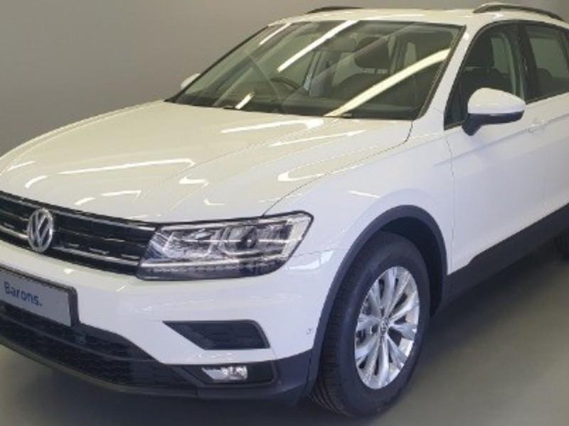 2020 Volkswagen Tiguan 1.4 TSI Trendline DSG 110KW Western Cape Tokai_0