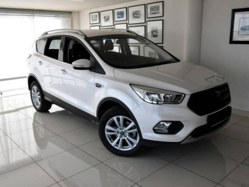 2018 Ford Kuga 1.5 Ecoboost Ambiente Auto Gauteng Centurion_0