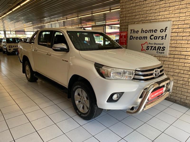 2016 Toyota Hilux 2.8 GD-6 Raider 4X4 Double Cab Bakkie Auto Western Cape Bellville_0