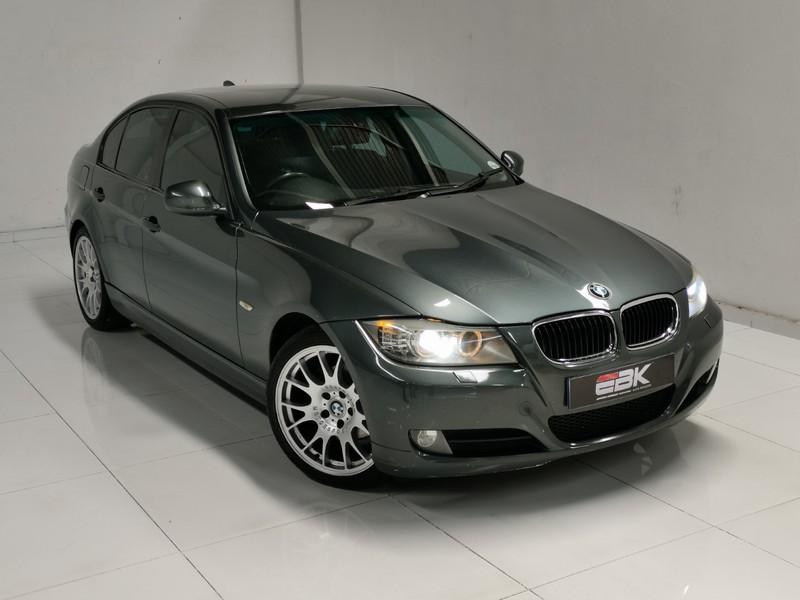2010 BMW 3 Series 320d e90  Gauteng Johannesburg_0