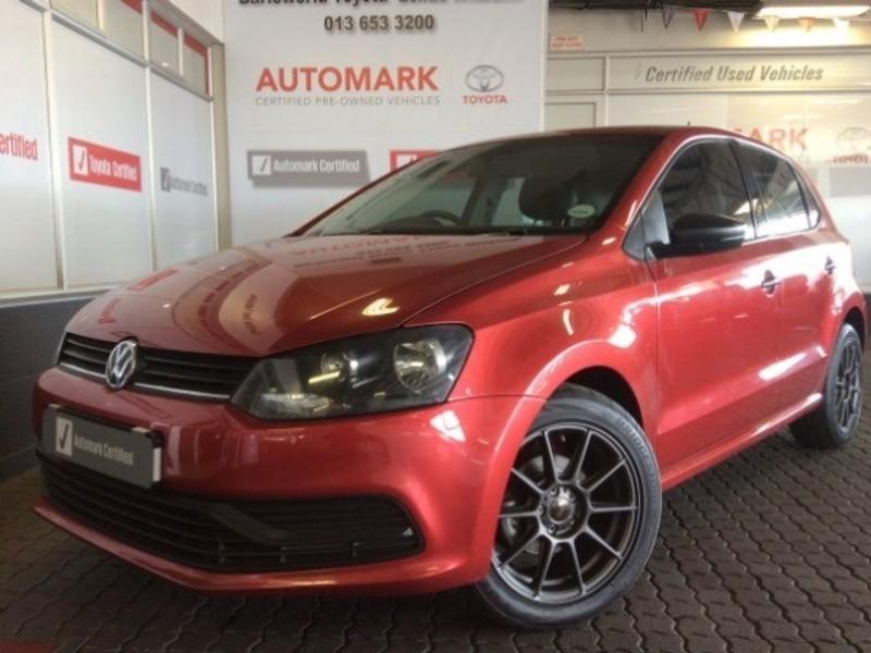 2017 Volkswagen Polo 1.2 TSI Trendline 66KW Mpumalanga Witbank_0