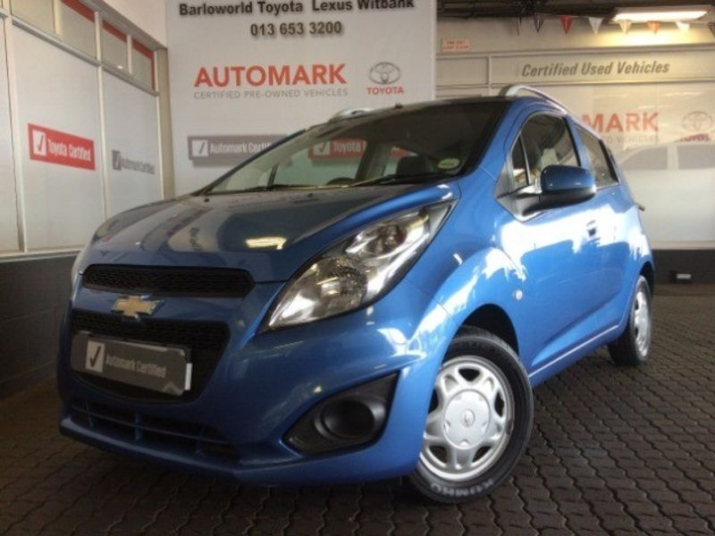 2014 Chevrolet Spark 1.2 L 5dr  Mpumalanga Witbank_0