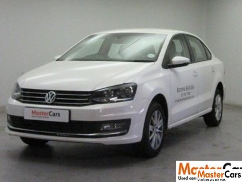 2020 Volkswagen Polo GP 1.4 Comfortline Western Cape Bellville_0