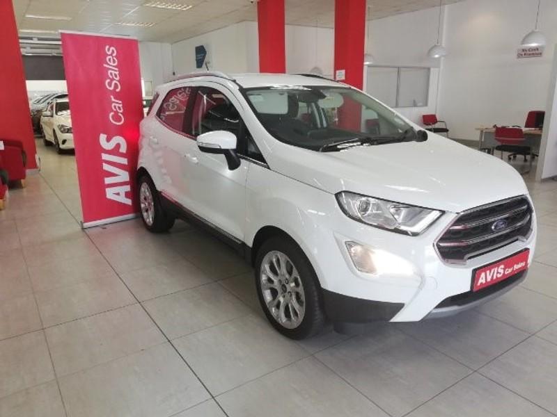 2019 Ford EcoSport 1.0 Ecoboost Titanium Auto Kwazulu Natal Pinetown_0