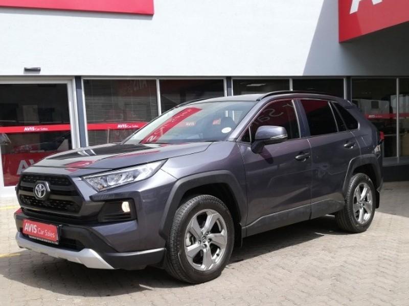 2019 Toyota Rav 4 2.0 GX-R CVT AWD Gauteng Pretoria_0