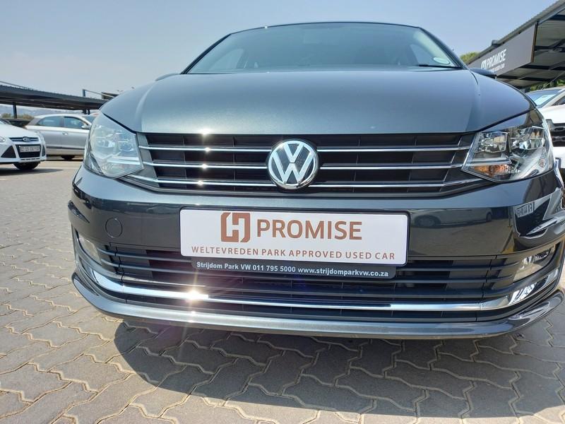 2019 Volkswagen Polo GP 1.6 Comfortline Gauteng Roodepoort_0