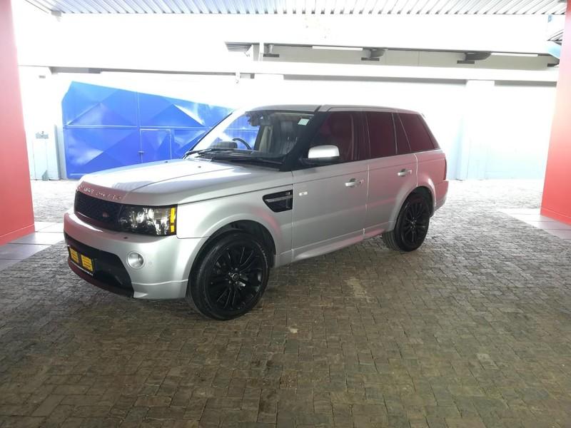 2013 Land Rover Range Rover Sport 3.0 D HSE Lux Gauteng Vanderbijlpark_0