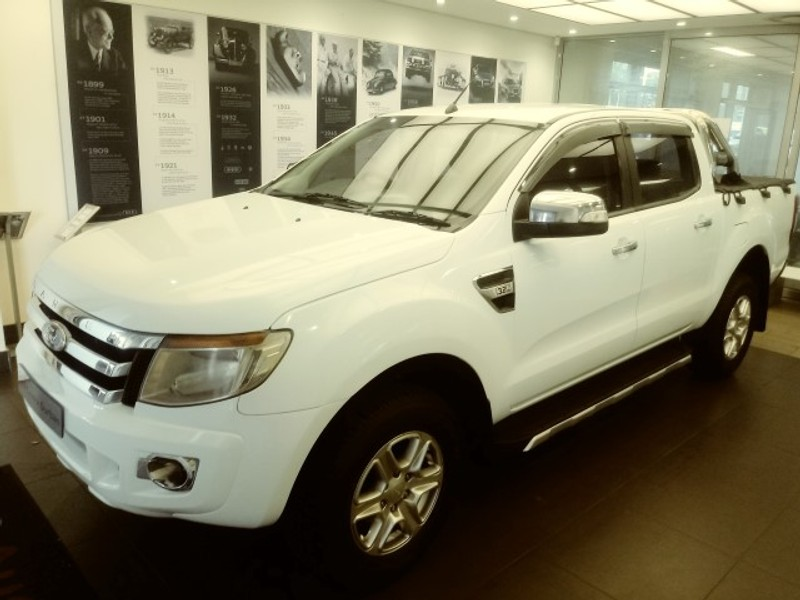 2012 Ford Ranger 3.2tdci Xlt Pu Dc  Kwazulu Natal Durban_0