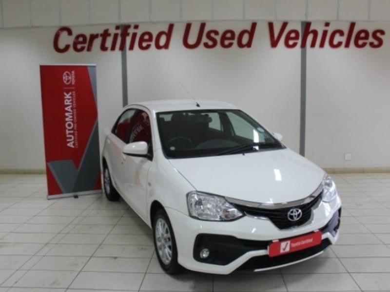 2018 Toyota Etios 1.5 Xs  Western Cape Stellenbosch_0