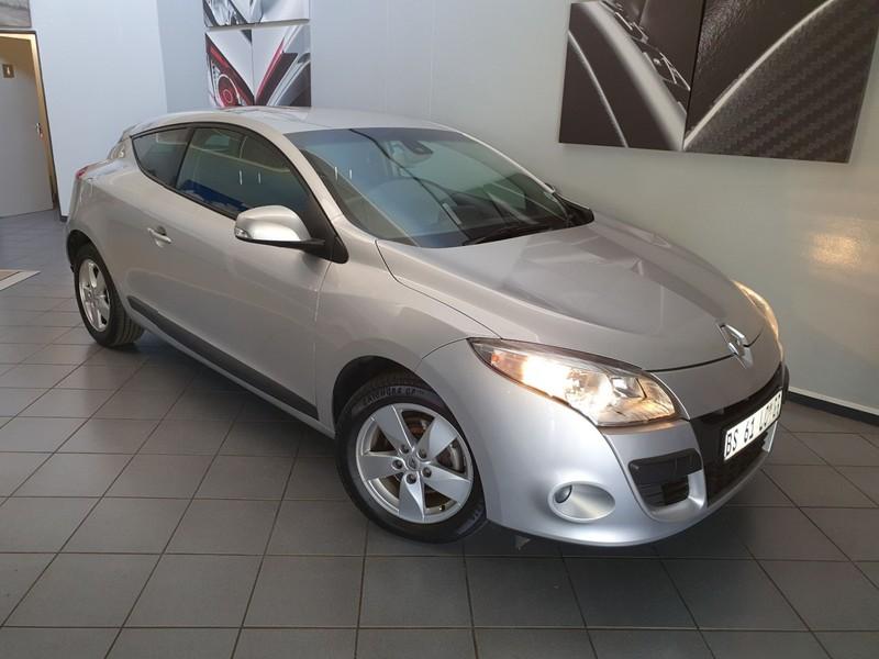 2012 Renault Megane Iii 1.6 Dynamique Coupe  Gauteng Westonaria_0