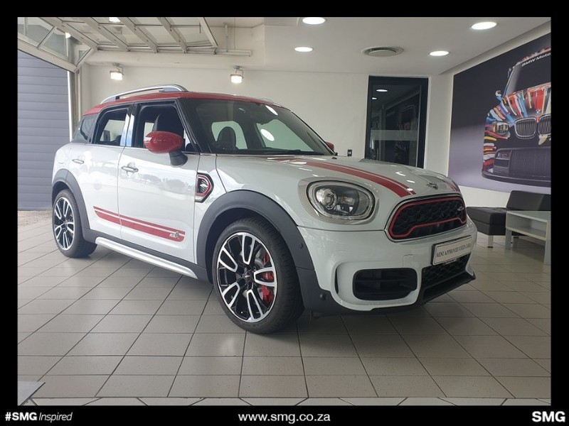 2020 MINI Countryman JCW All4 Auto Western Cape Tygervalley_0