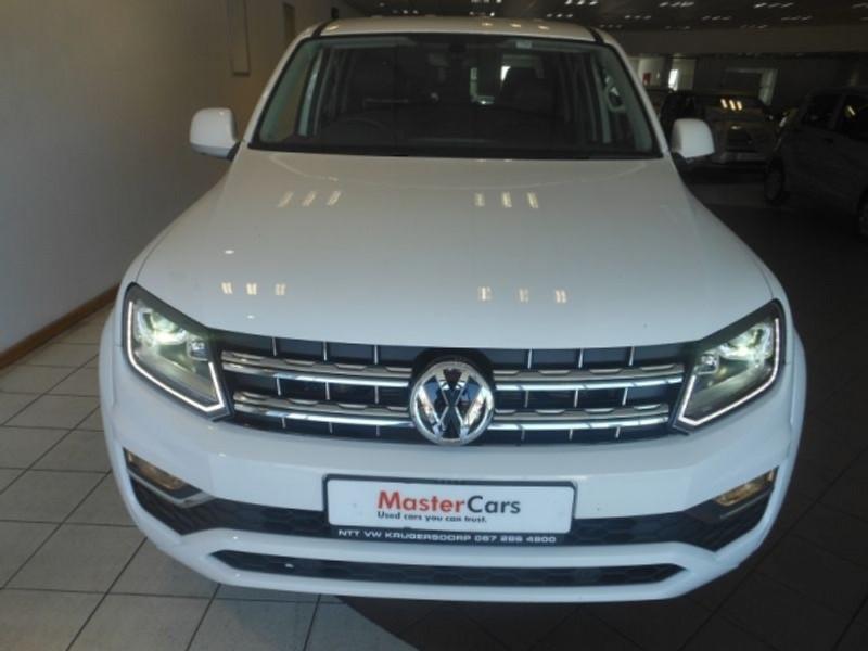 2020 Volkswagen Amarok 2.0 BiTDi Highline 132kW 4Motion Auto Double Cab  Gauteng Krugersdorp_0