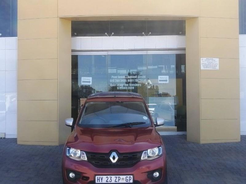 2019 Renault Kwid 1.0 Dynamique 5-Door Gauteng Vereeniging_0