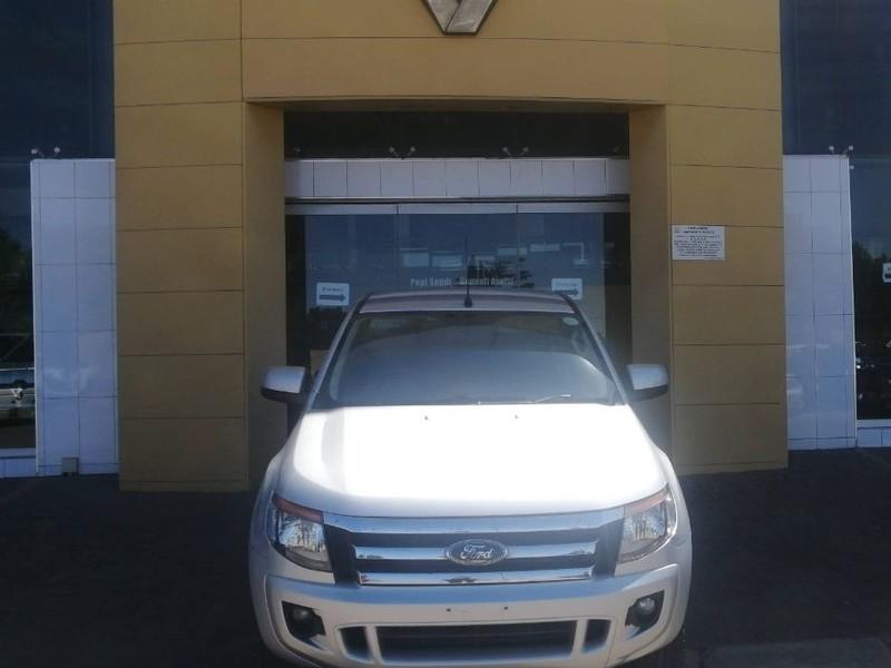 2014 Ford Ranger 3.2tdci Xls 4x4 At Pu Supcab  Gauteng Vereeniging_0