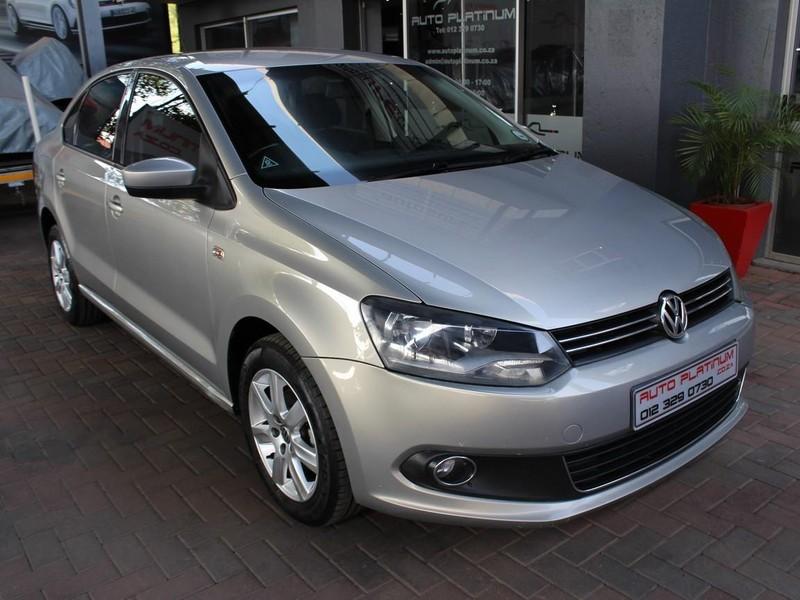 2013 Volkswagen Polo 1.4 Comfortline  Gauteng Pretoria_0