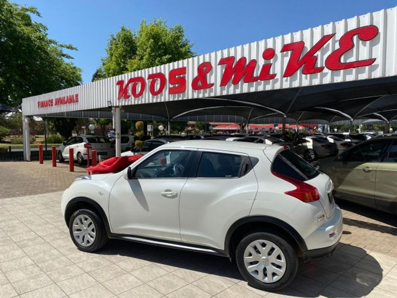 2014 Nissan Juke 1.6 Acenta  Gauteng Vanderbijlpark_0