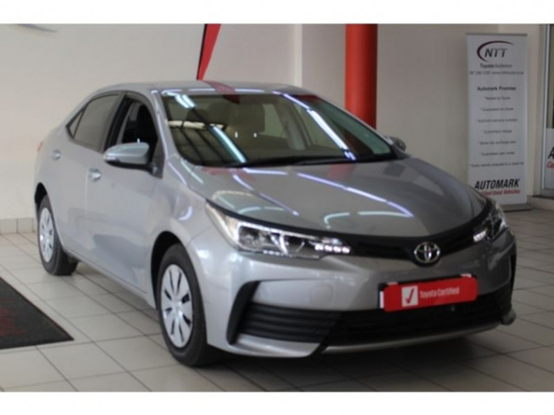 2020 Toyota Corolla Quest 1.8 Mpumalanga Barberton_0