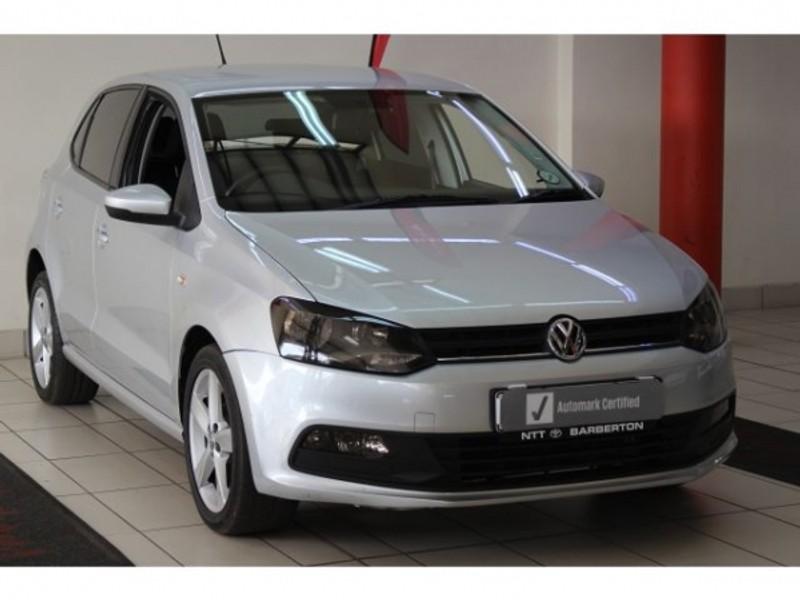 2019 Volkswagen Polo Vivo 1.6 Highline 5-Door Mpumalanga Barberton_0