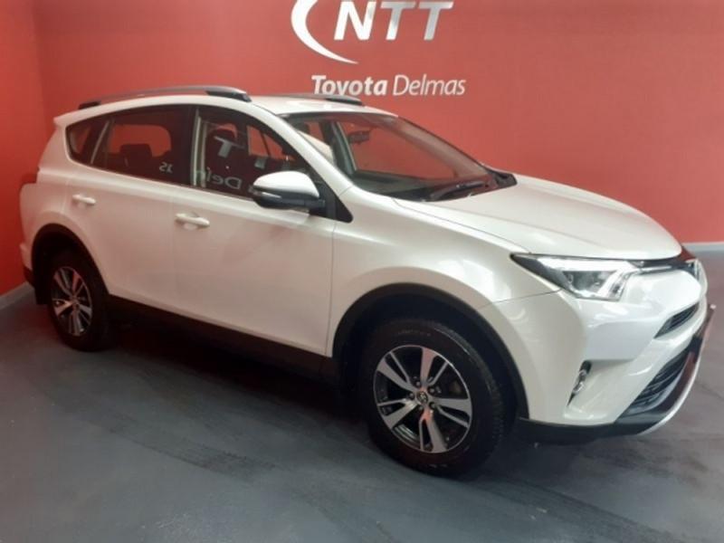 2016 Toyota Rav 4 2.2D GX Mpumalanga Delmas_0