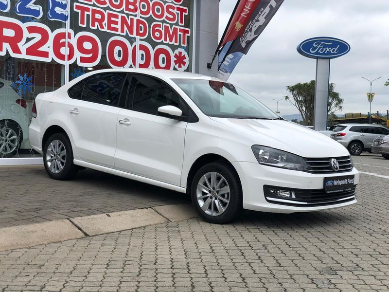 2018 Volkswagen Polo GP 1.6 Comfortline Mpumalanga Nelspruit_0