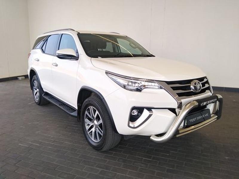 2018 Toyota Fortuner 2.8GD-6 RB Auto North West Province Rustenburg_0