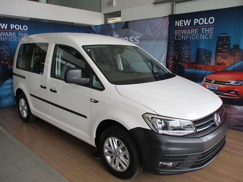 2020 Volkswagen Caddy Crewbus 2.0 TDI North West Province Rustenburg_0