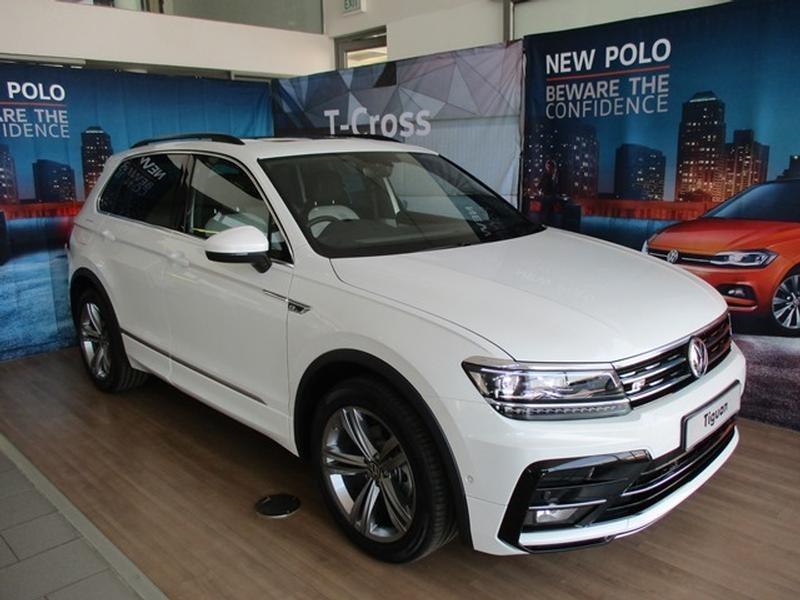 2020 Volkswagen Tiguan 1.4 TSI Comfortline DSG 110KW North West Province Rustenburg_0
