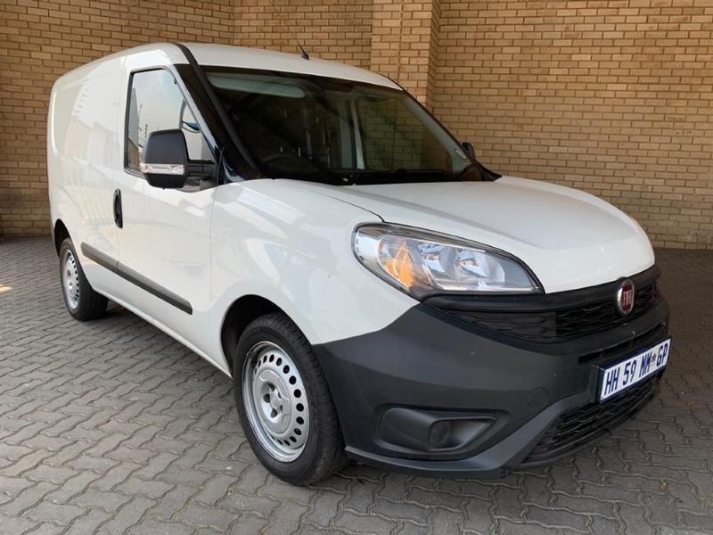 2018 Fiat Doblo Cargo 1.4 FC PV Gauteng Johannesburg_0