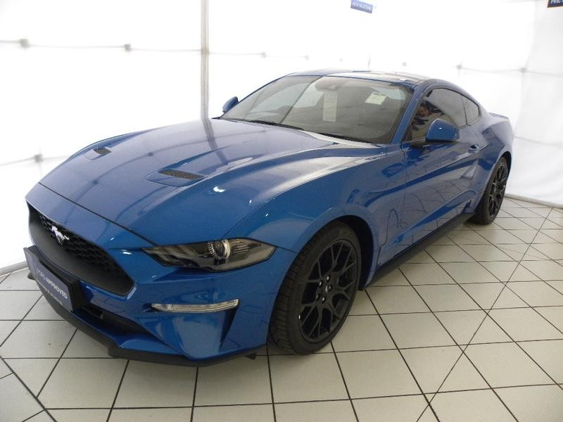 2020 Ford Mustang 2.3 Auto Gauteng Springs_0