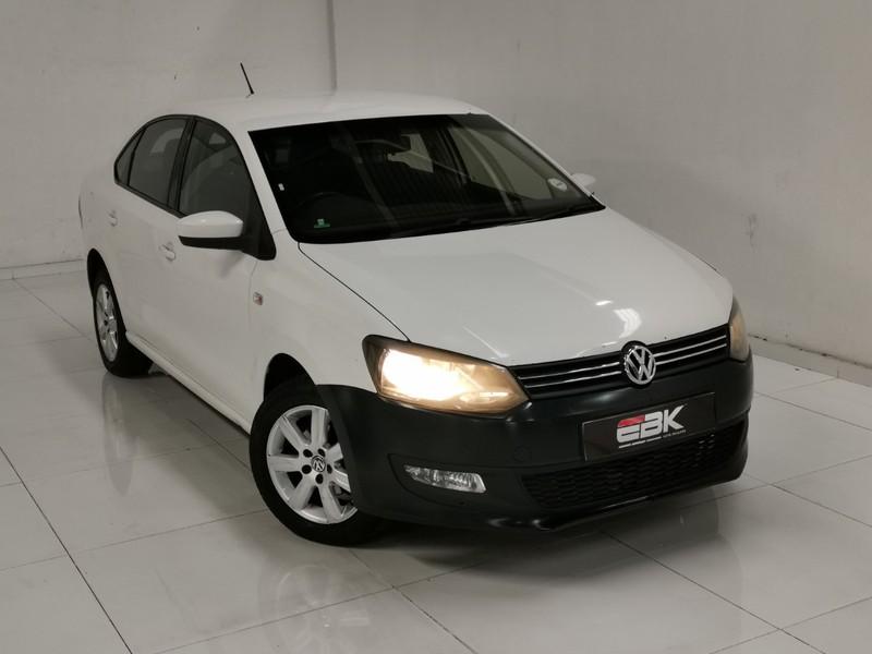 2012 Volkswagen Polo 1.6 Comfortline  Gauteng Johannesburg_0