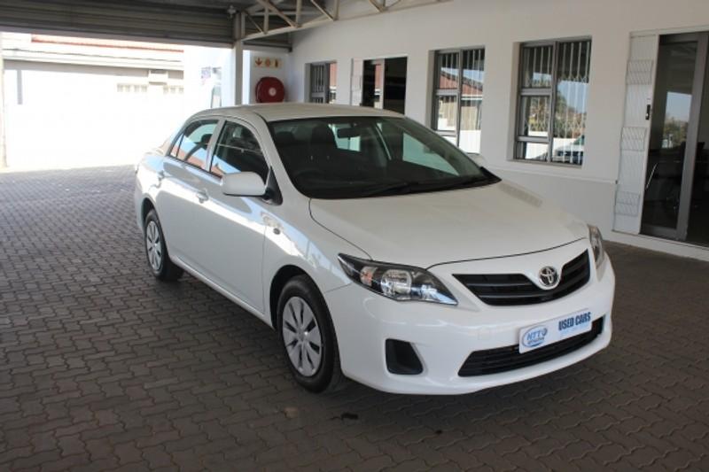 2019 Toyota Corolla Quest 1.6 Eastern Cape Umtata_0