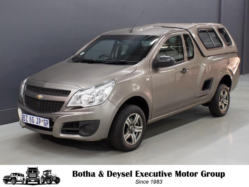 2012 Chevrolet Corsa Utility 1.4 Club Pu Sc  Gauteng Vereeniging_0