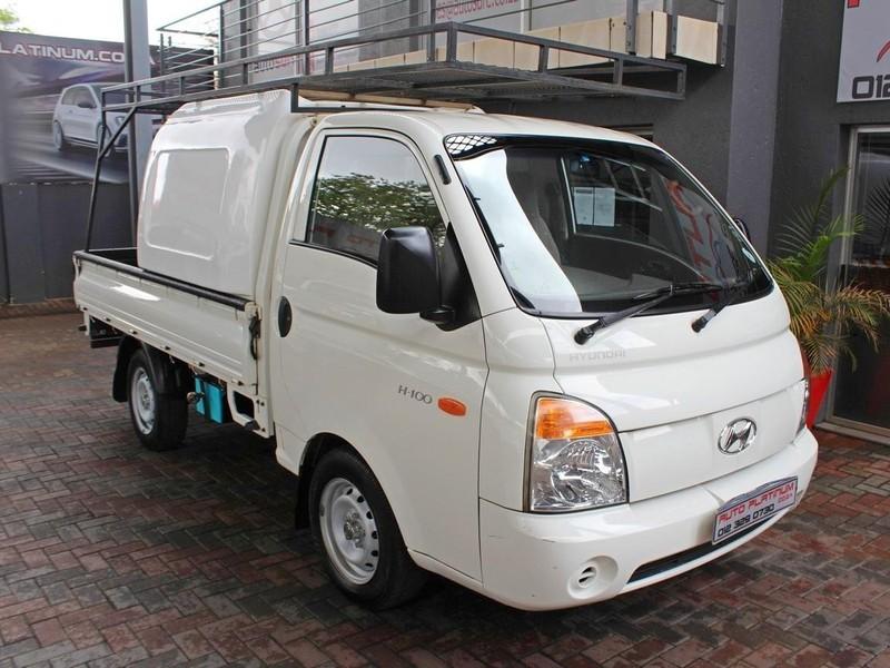 2010 Hyundai H100 Bakkie 2.6d Fc Ds  Gauteng Pretoria_0