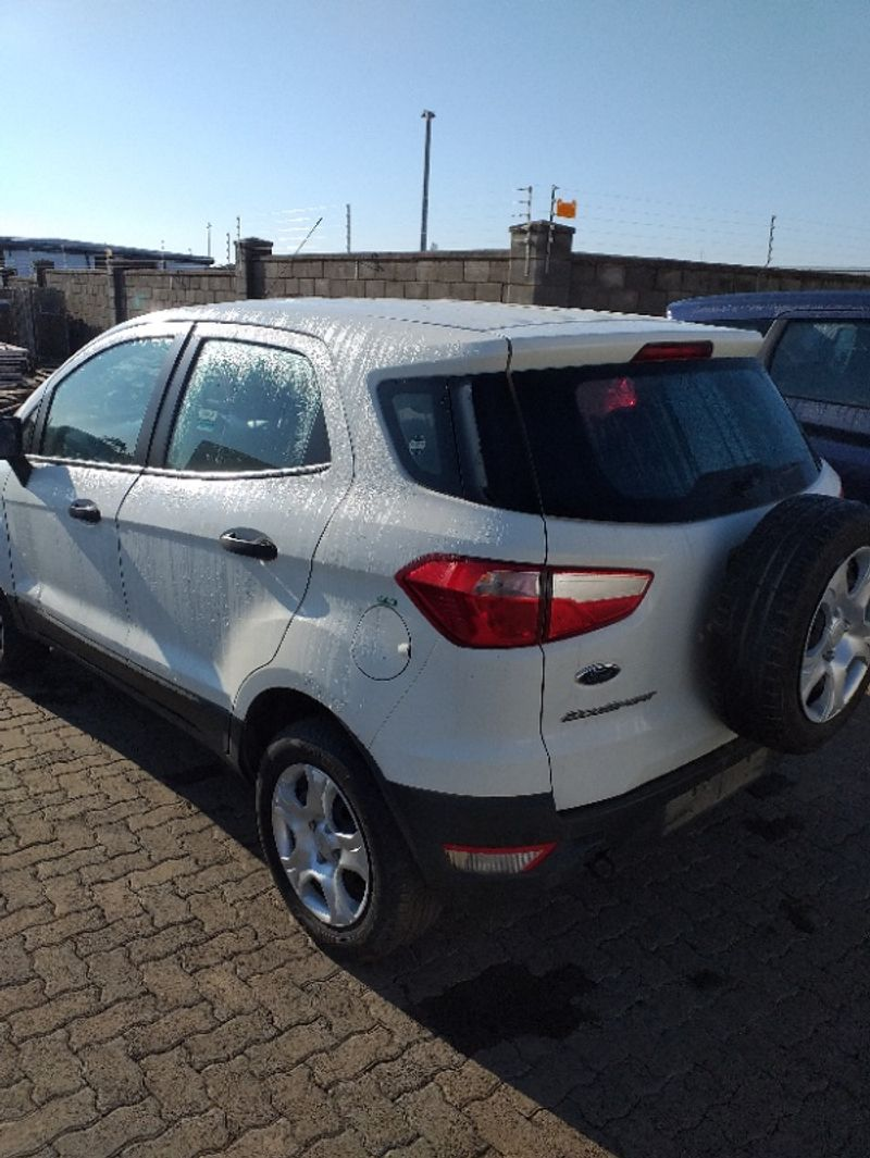 2015 Ford EcoSport 1.5TiVCT Ambiente Eastern Cape East London_0