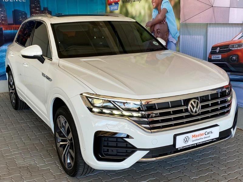 2020 Volkswagen Touareg 3.0 TDI V6 Executive North West Province Rustenburg_0