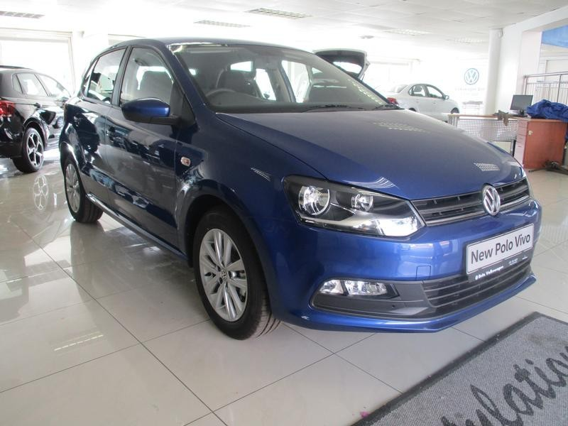 2020 Volkswagen Polo Vivo 1.4 Comfortline 5-Door North West Province Brits_0