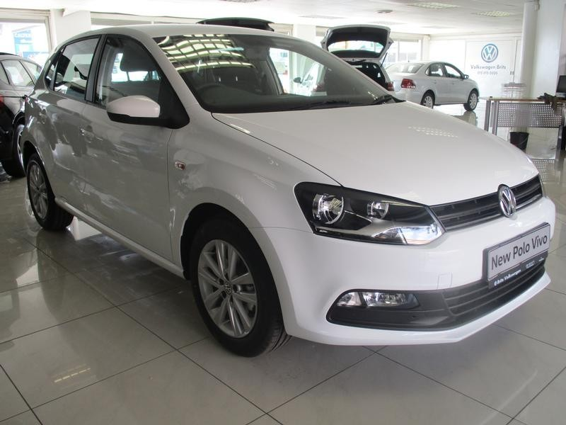 2020 Volkswagen Polo Vivo 1.4 Comfortline 5-Door North West Province Brits_0
