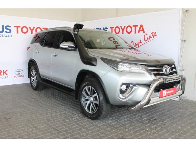 2016 Toyota Fortuner 2.8GD-6 4X4 Auto Western Cape Brackenfell_0