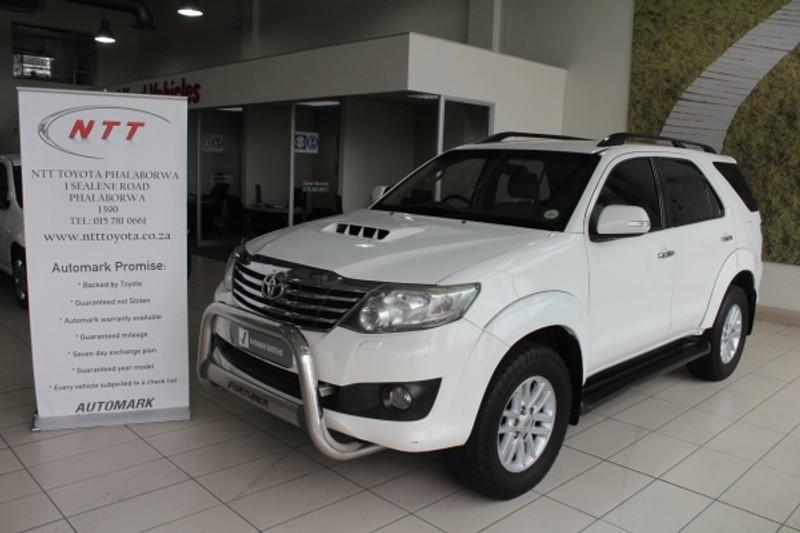 2011 Toyota Fortuner 3.0d-4d Rb  Limpopo Phalaborwa_0