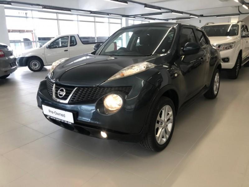 2014 Nissan Juke 1.5dCi Acenta  Free State Bloemfontein_0