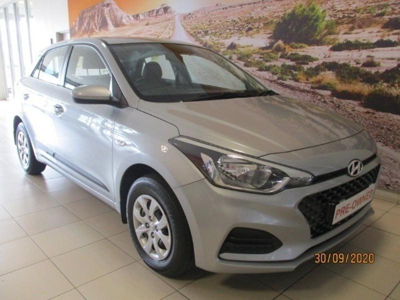 2019 Hyundai i20 1.2 Motion Gauteng Magalieskruin_0