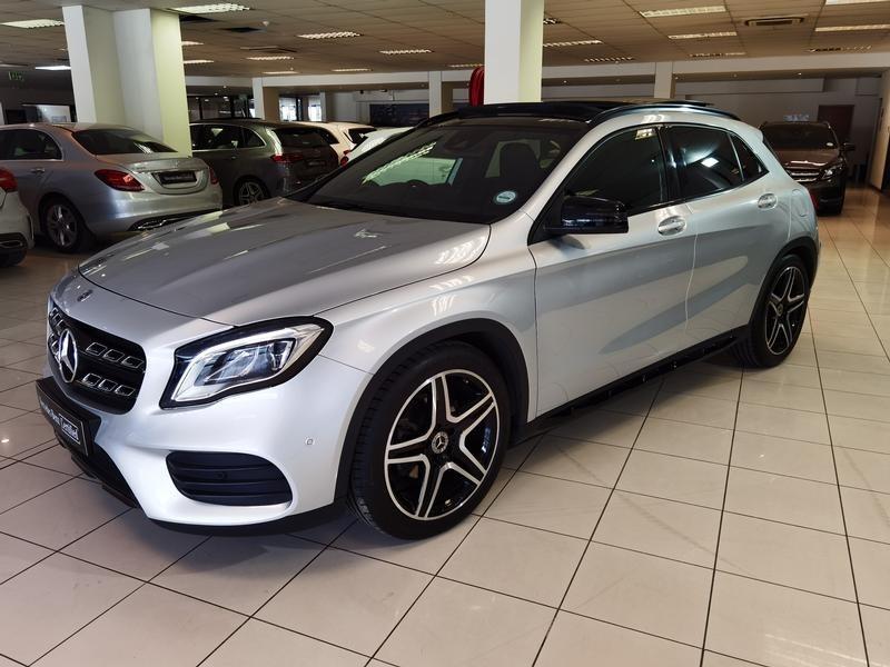 2019 Mercedes-Benz GLA-Class 200 Auto Western Cape Cape Town_0