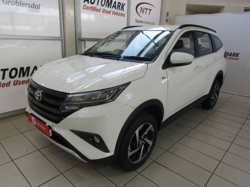 2020 Toyota Rush 1.5 Auto Limpopo Groblersdal_0