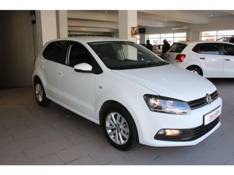 2020 Volkswagen Polo Vivo 1.4 Comfortline 5-Door Eastern Cape East London_0